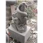 十二生肖雕塑 园林景观动物雕塑9911