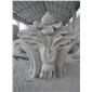 批发订做浮雕 别墅石材浮雕加工