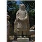 古人雕刻  纪念性人物雕塑 天然石材人物石雕