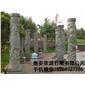 花岗岩石柱 寺庙龙柱 景观文化柱 别墅罗马柱 景观柱560