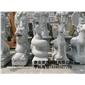 十二生肖雕塑 动物园林雕塑9966