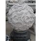 景观风水球 风水球 景观石球 花岗岩风水球 浮雕风水球6688