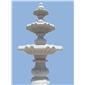 园林景观/喷水池/景观喷水池/喷泉/三层喷水池