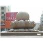 景观风水球 庭院石球 转动石球 005