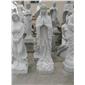 订做天使人物雕塑 花岗岩雕塑 西方雕塑