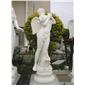订做天使人物雕塑 少女雕塑 西方雕塑 660