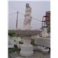 订做天使喷水池/欧式风格喷泉/景观喷泉
