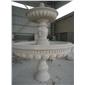 花岗岩喷泉、景观喷水池 花岗岩石材加工 石料工艺品