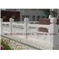 大理石桥青石栏杆特价 创意石雕栏杆 设计制作安装一条龙服务
