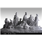 供应八仙过海雕塑 神仙雕塑 人物雕塑 园林景观雕塑
