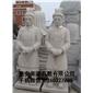 石雕兵马俑景观雕塑  历史人物雕塑