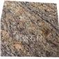 加州金麻花岗岩石材工程板台面板