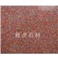 老矿细花印度红工程板台面板线条