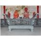 订做寺庙供桌  仿古石雕供桌 祭祀供桌