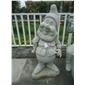 卡通石雕 景观卡通雕塑 人物雕刻