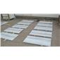 直纹白大理石 白色大理石工程板