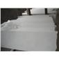 白色石材条板 水晶白条板