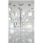 纯白水晶白石材305室内地铺