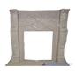 专业加工销售壁炉石材,别墅壁炉装饰石材【自有矿山,货源稳定】