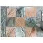 热带雨林绿/雨林啡1公分薄板