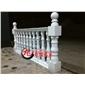 石栏杆雕刻 古建筑石栏杆 栏杆加工