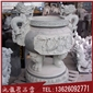 石雕香爐 青石香爐 祭祀專用圓香爐