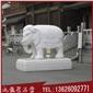 石雕大象 石雕门口动物 原厂销售大象