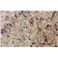 巴西金-花岗岩石材、幕墙石材,工程板材、线条异形