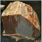 礦山直供米黃玉原石、松香玉荒料、大理石荒料