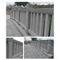 GCS248 芝麻灰栏杆柱子