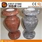 GMV-008 花岗岩墓地花瓶