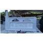 漢白玉欄板 浮雕板