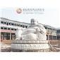 贵州石雕弥勒大佛坐像