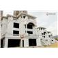 惠安聚龍小鎮別墅石材裝飾工程