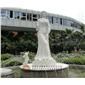南丁格爾 漢白玉石雕像