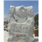 石雕手 誠信雕塑
