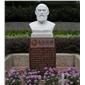 漢白玉石雕希波克拉底