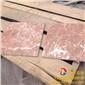 天然石材瑪瑙紅大理石 自有礦山開采直銷 價格優惠 國產優質石材
