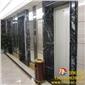 优质黑白根大理石 工程设计室内装修 电视机背景墙电梯门套台盆