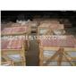 中国红红色花岗石出口包装