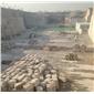 黄锈石石矿