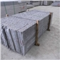 厂家低价促销珍珠灰花岗岩毛光板条板