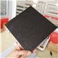 中国黑 细花黑色染板 国际标准板材 天然花岗岩工厂直销