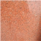 中国红细花红色染板雅典红河南天然花岗岩 工厂直销