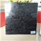 天然花岗岩梨花白中国黑 粗花黑色染板 国际标准板材 工厂直销