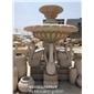 石雕喷泉现货 现代石雕喷泉 高档喷泉雕塑