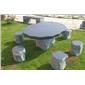 公园石桌椅