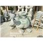 惠安石雕貔貅 石材貔貅雕刻 吸财石貔貅