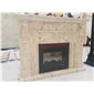 索菲特金大理石�e壁炉架Professional fireplace mantels