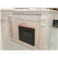 10分快3新莎安娜米黄大�I 理石壁炉架Marble fireplace mantels